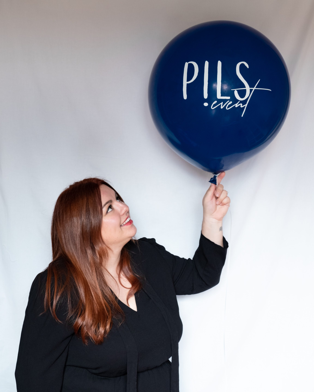 Chloé Pillet, responsable Pils Event