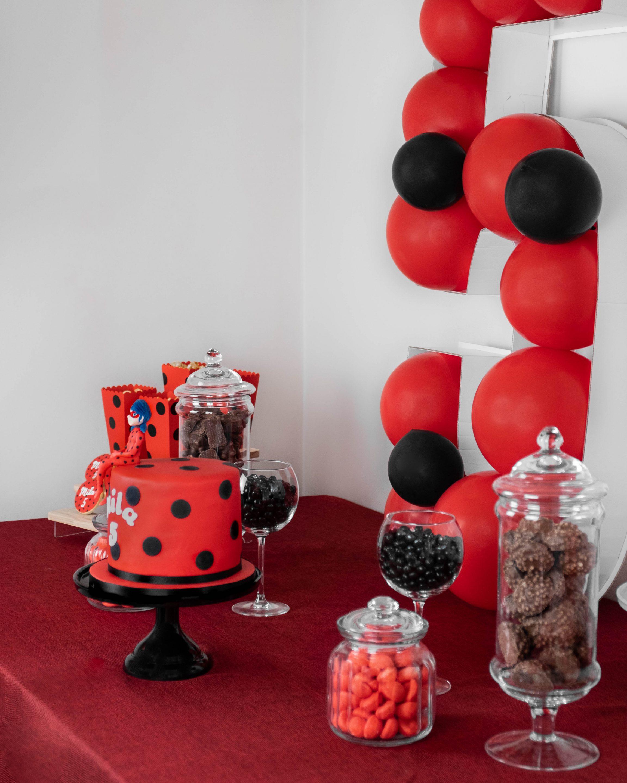 Sweet table Miraculous organisé par Pils event Grenoble