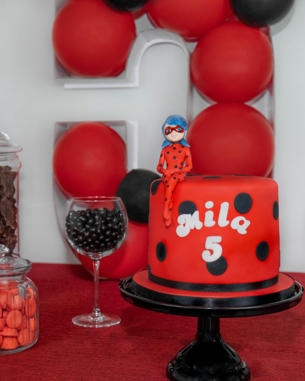 Cake design Miraculous organisé par Pils event Grenoble
