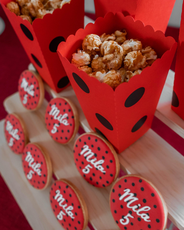 sucrerie personnalisée Miraculous organisé par Pils event Grenoble