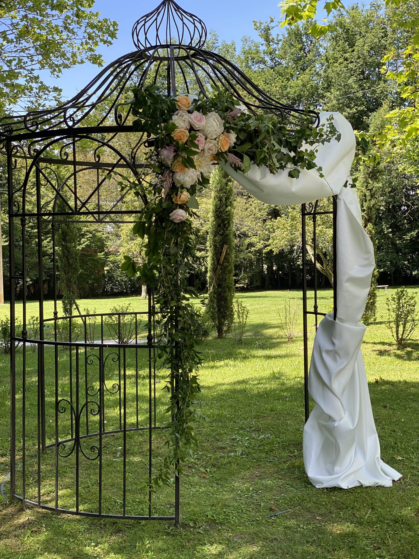 Décoration mariage par Pils event Grenoble